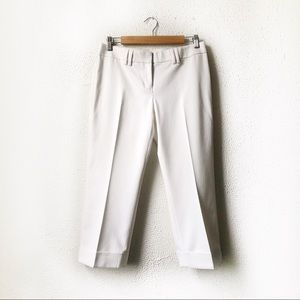 Express Design Studio | Editor White Dress Pants 6